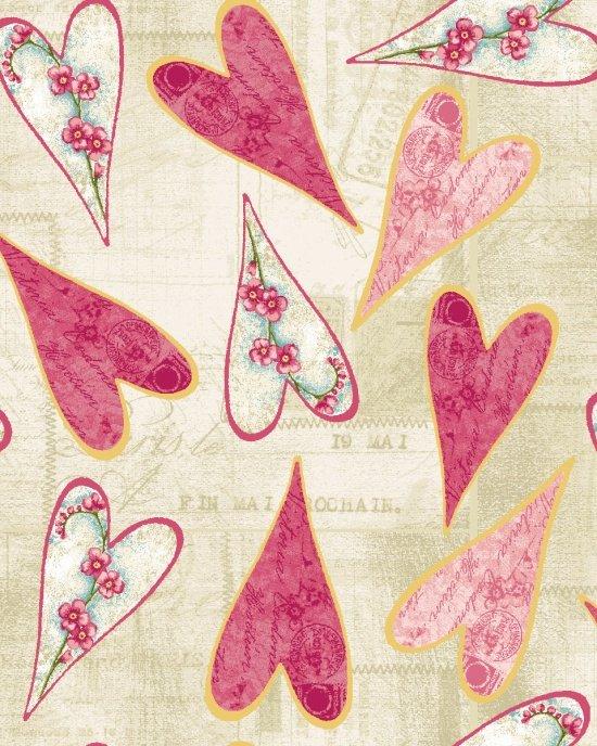 Cherry Blossom Love 7344-04