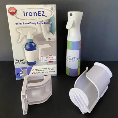 IronEZ - With Misting Spray Bottle