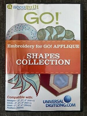 GO Shapes Collection