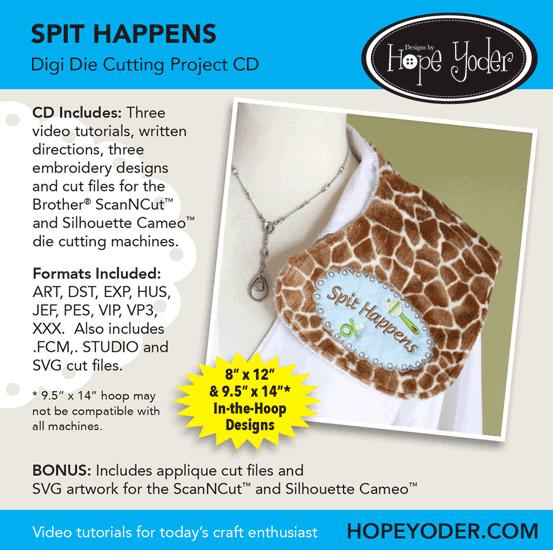 DDCP Spit Happens CD