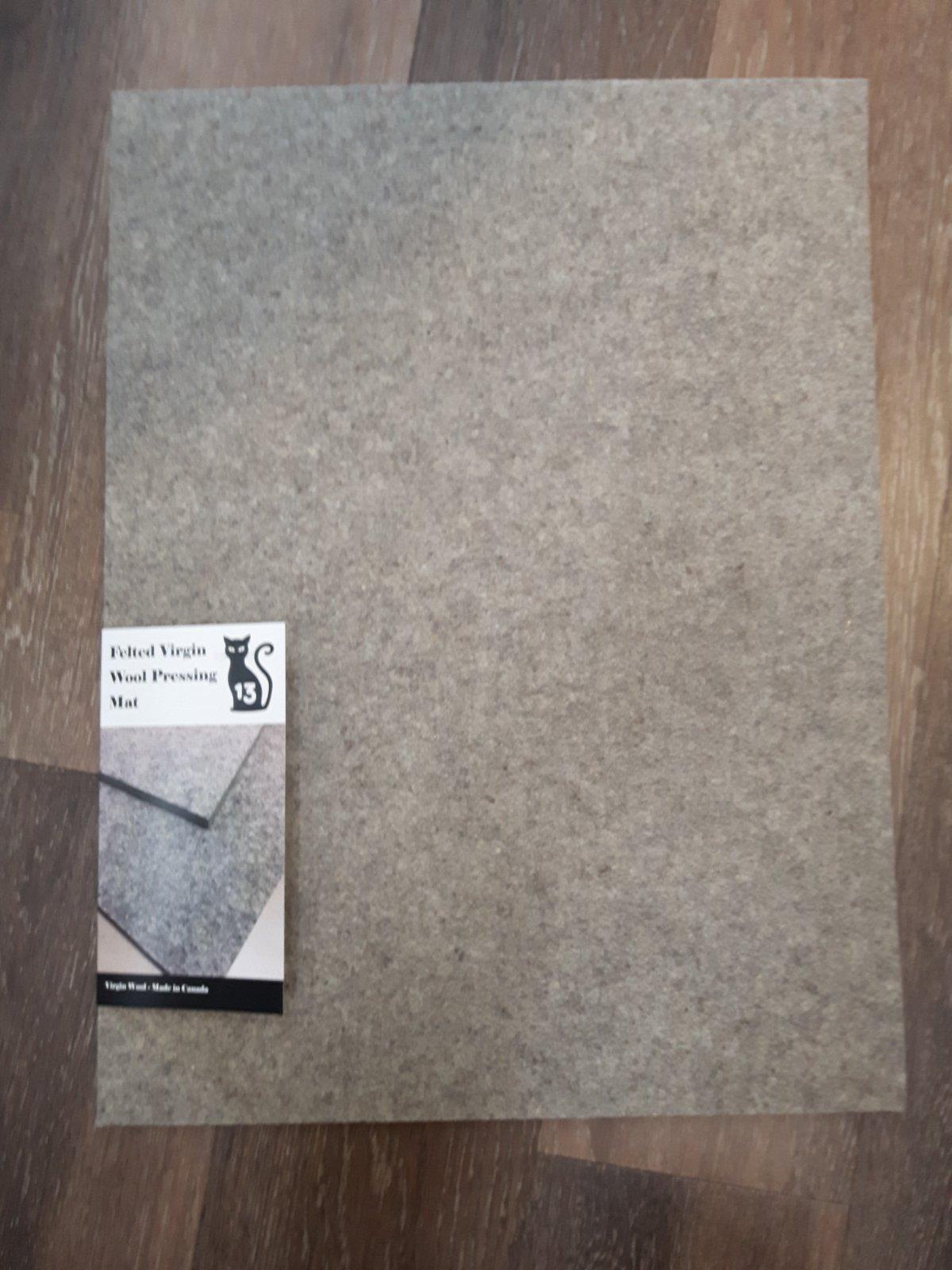 Wool Mat - 18x24