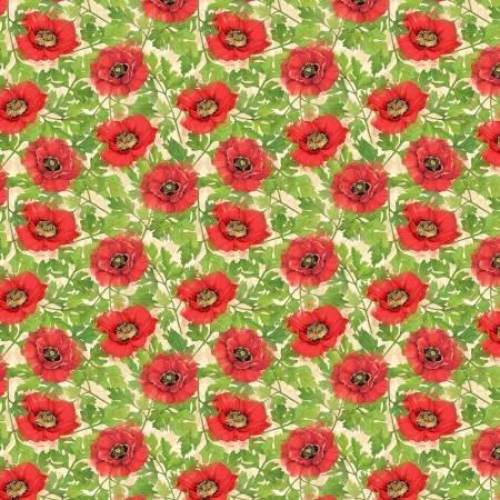 Harlequin Poppies 31-137