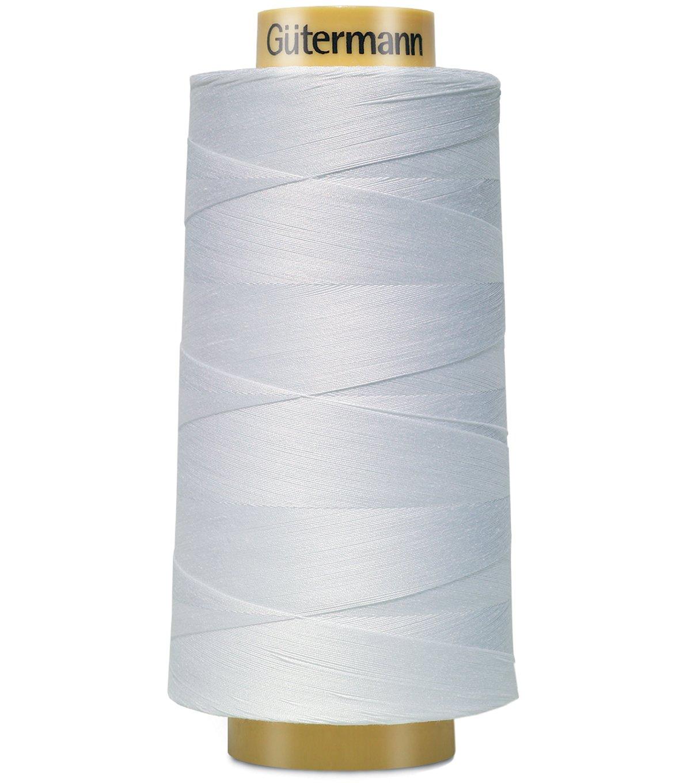 Gutermann Cotton Thread 3000m White 5709