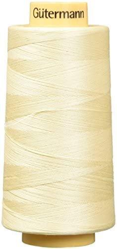 Gutermann Cotton 3000m Ivory 919