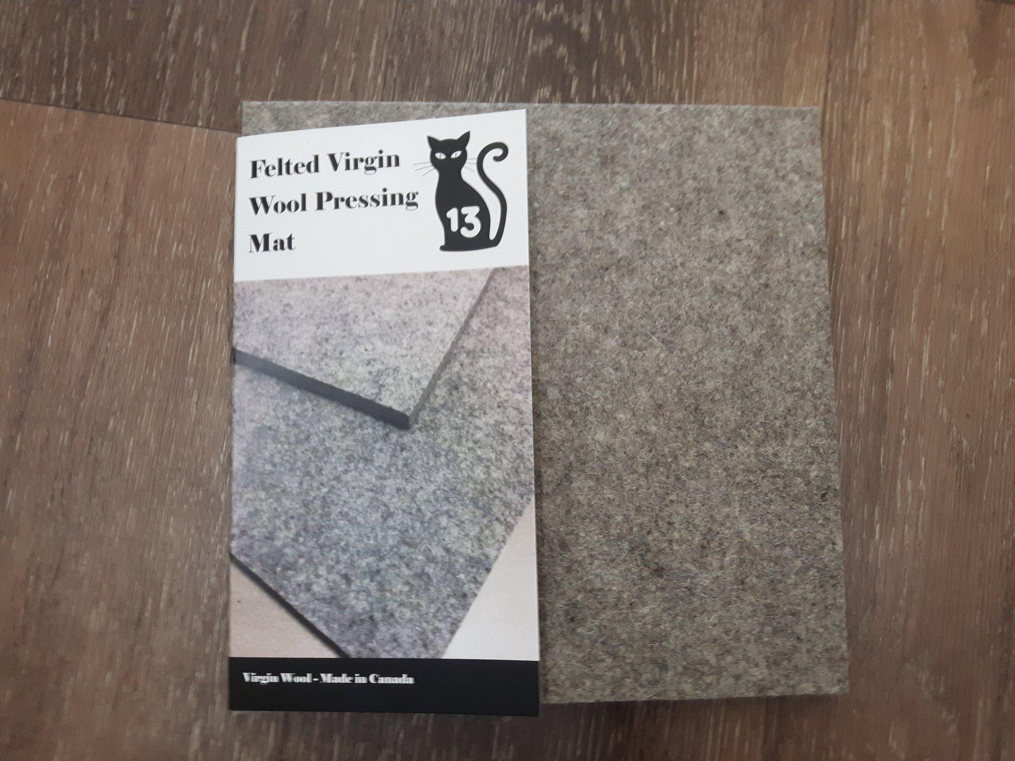 Wool Mat - 9x9