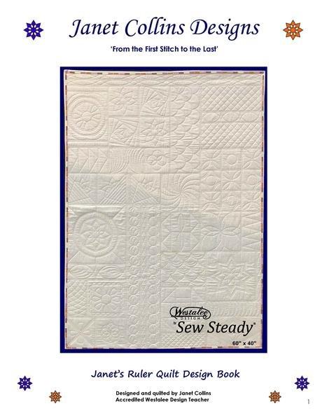 Ruler Quilt Design Book