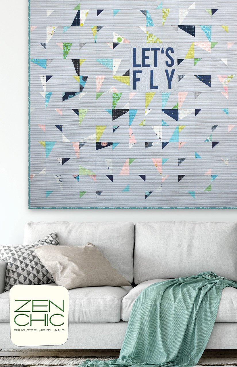 Let's Fly Pattern