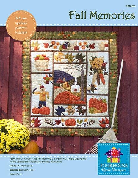 Fall Memories Pattern