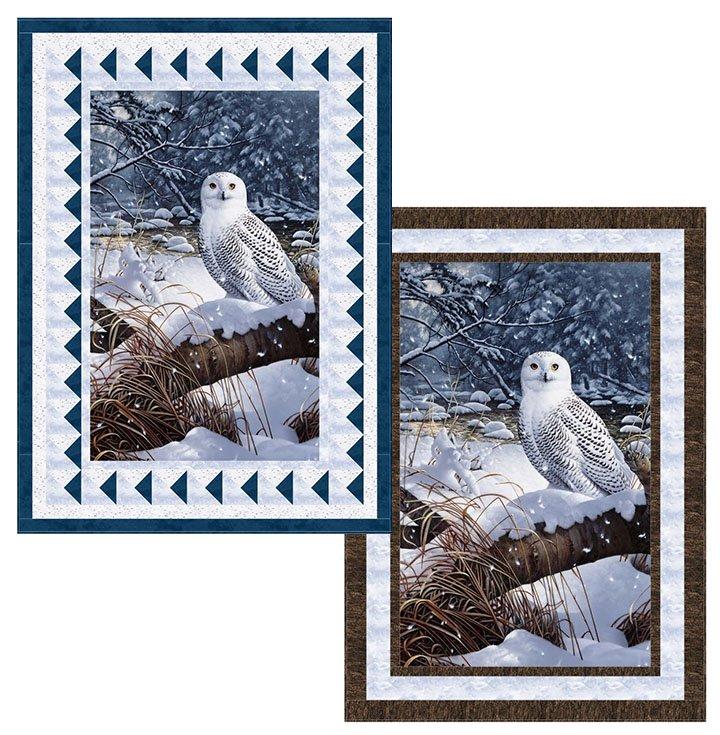 Winter Solitude Pattern