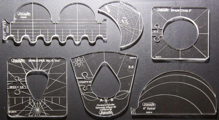 Template Sampler Set - Low Shank