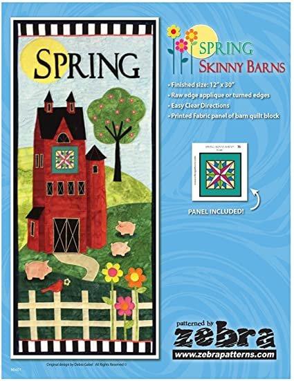 Skinny Barns - Spring
