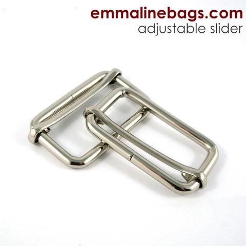 Adjustable Slider 1.5 Nickel