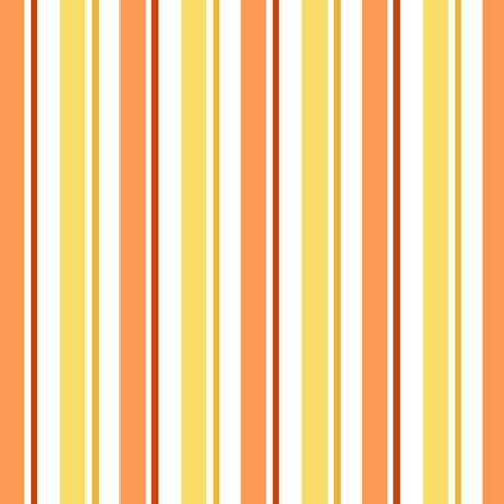 1 in a Minion -  Minions Orange Stripes 1649-23993-O