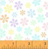 Basic Pastels - Multi Colored Flowers 29399-16