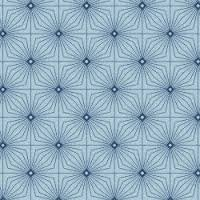 Gentle Breeze - Blue Circles & Lines MAS8519-B