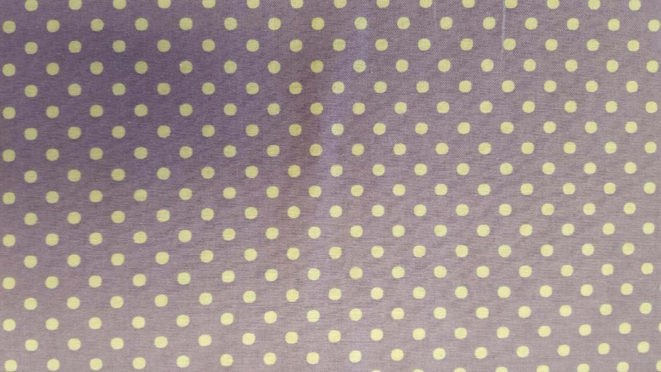 Crazy for Dots-Purple-Small White Dots 8174-40