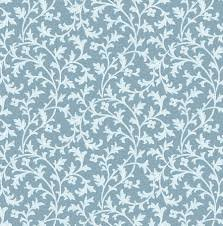 Gentle Breeze - Light Blue Tonal Vines MAS8518-B