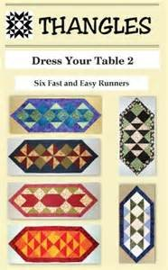 Dress Your Table 2 - Tangles Pattern