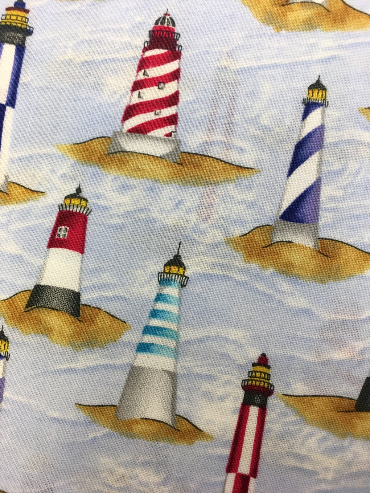 By The Sea Light Houses 5245-11