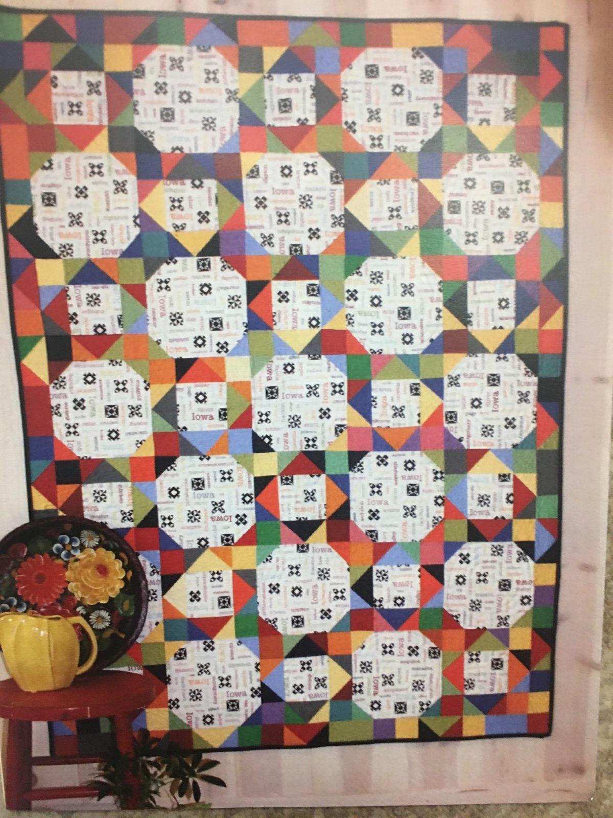 Quilt Wallhanging Patterns