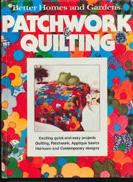 Better Homes & Gardens: Patchwork & Quilting Book