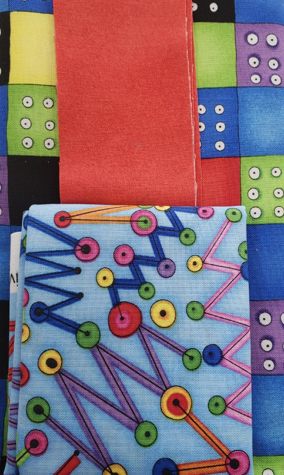 Pillowcase Kit-Kids-boys-cuff-red-springs