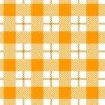 Ric Rac Paddywack Flannel-OrangeChecks/Plaids 6457-3