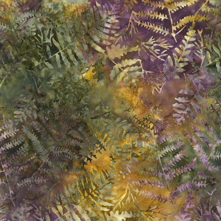 Tonga Tuscany Batiks - Jungle B3316
