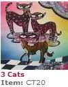 BALI PANEL CT 20 3 CATS 18X20