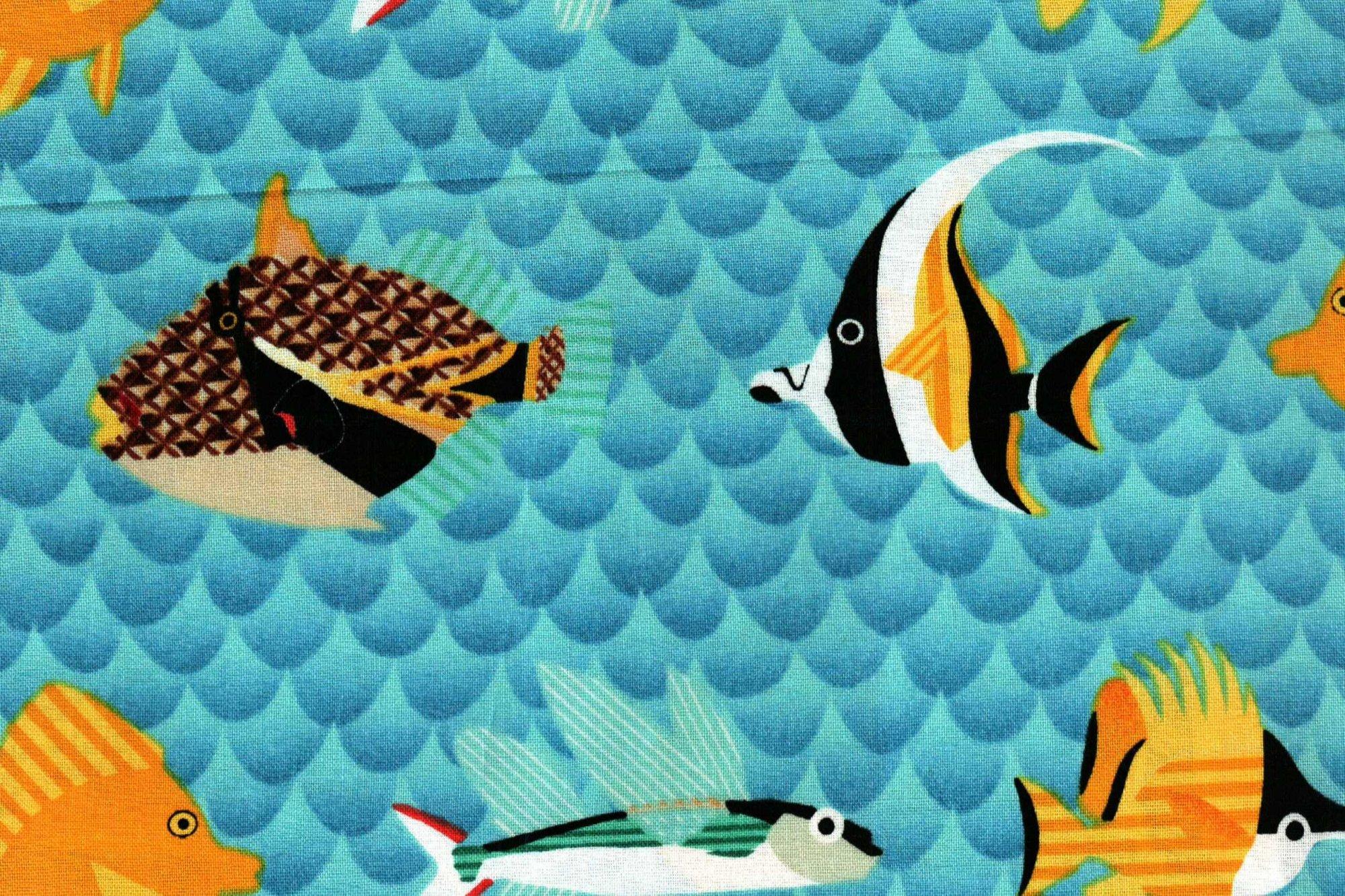 D MICHAEL MILLER DC 5016-SEAX-D FISH