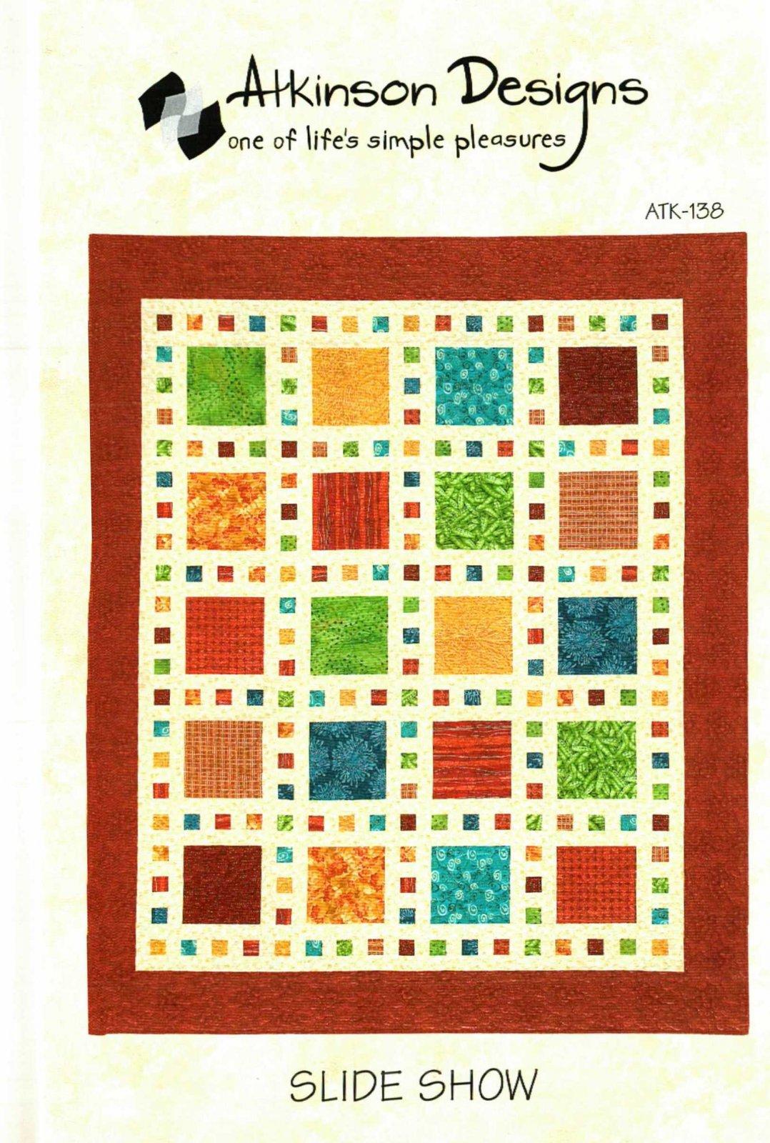 J ATKINSON QUILT 114-P