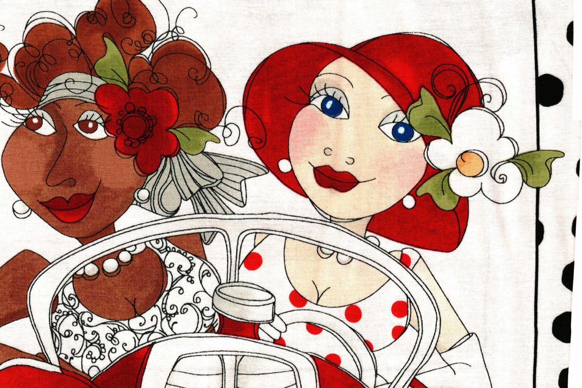LORALIE DESIGNS 691-825-B FAST WOMEN