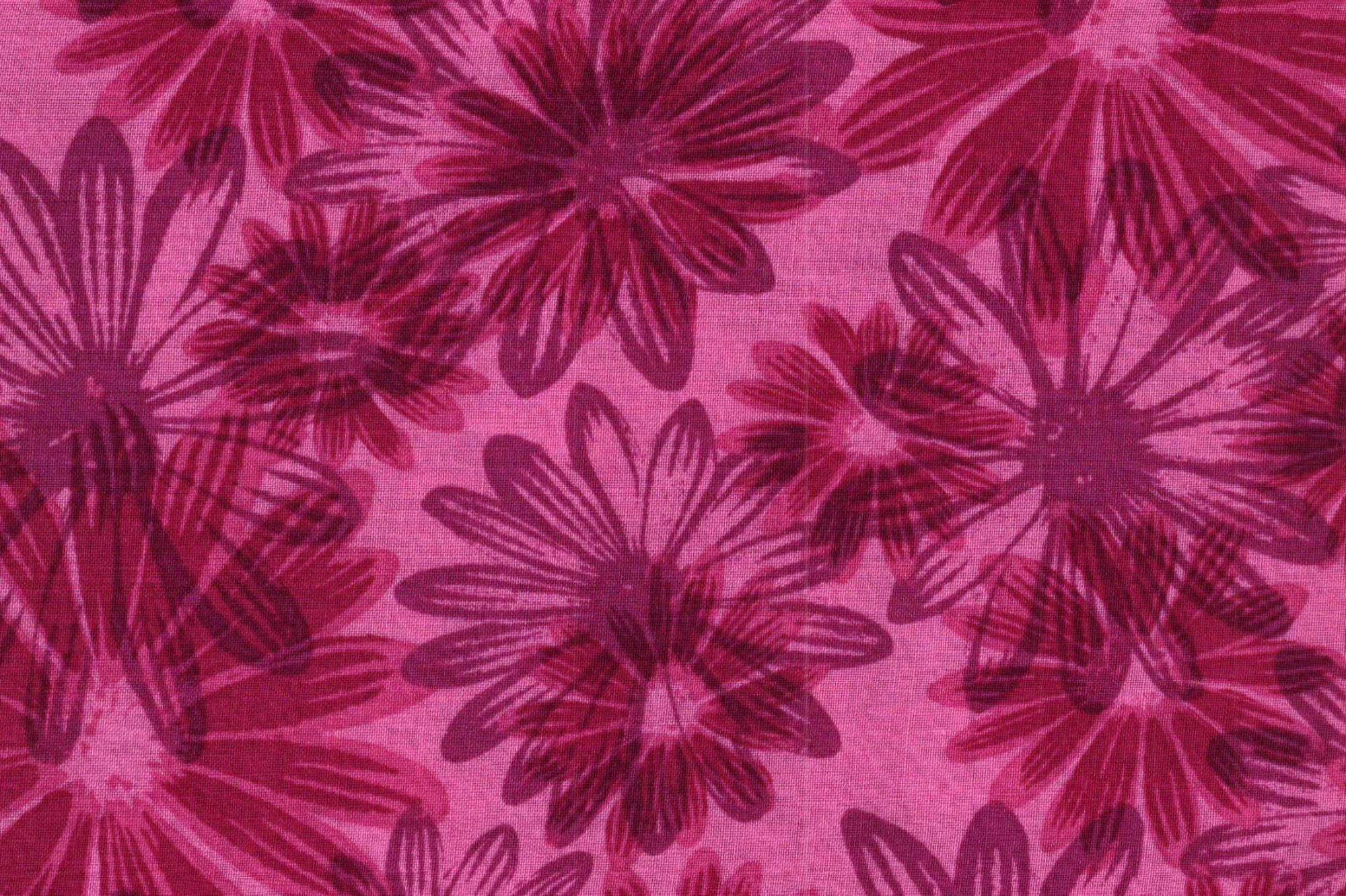 N HOFFMAN J 8684-12 PINK FLOWERS
