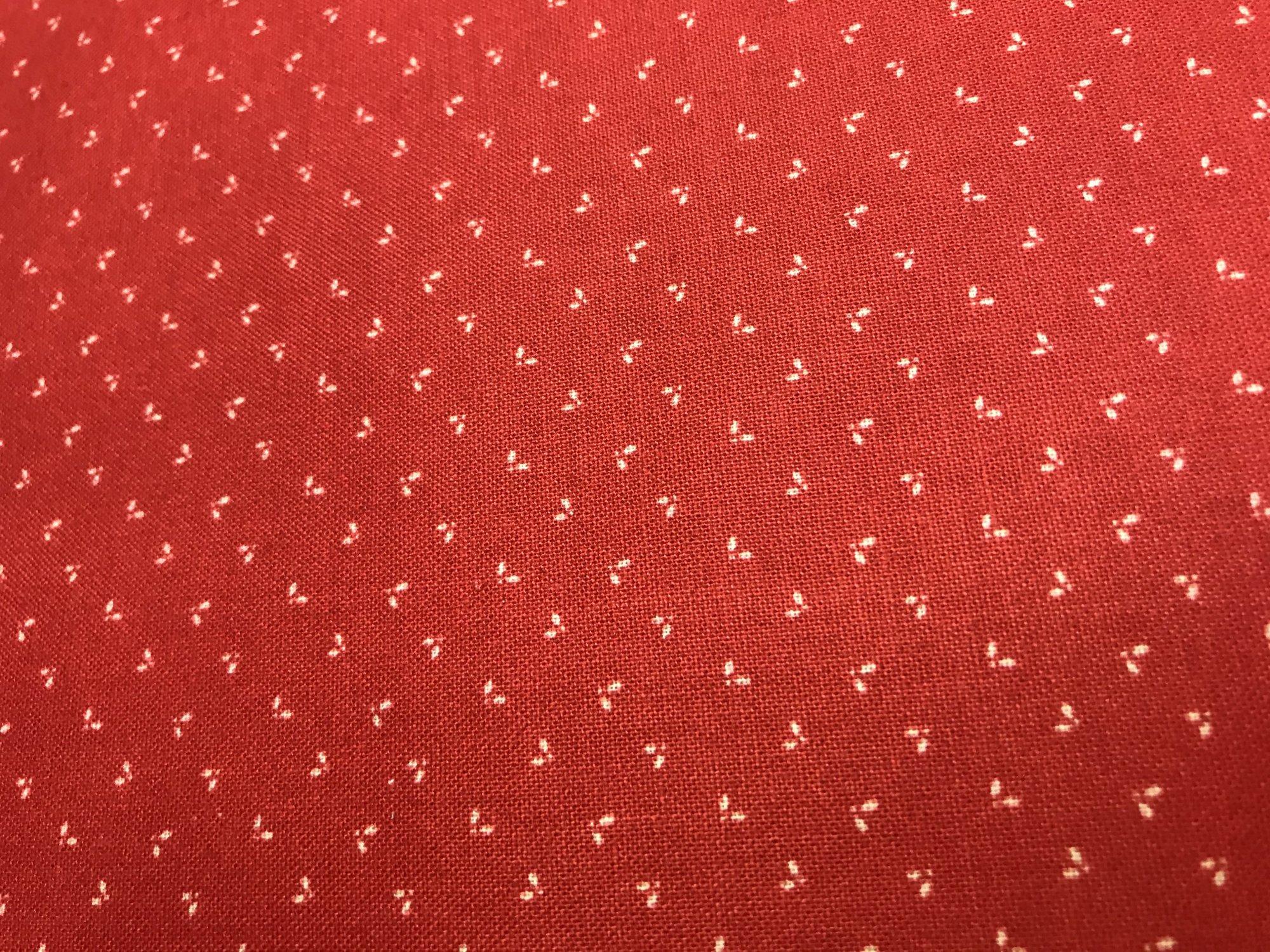 ORSH - red floral