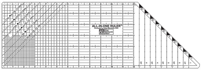 All in One Ruler