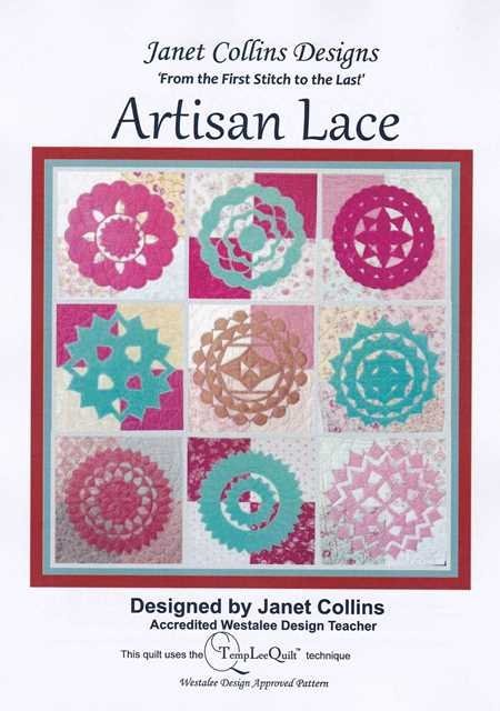 Artisan Lace by Janet Collins