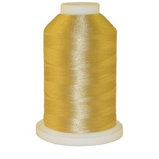 100% Polyester Color Fast, High Shine Embroidery Thread - Boston Beige