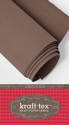 Kraft-Tex Kraft Paper Fabric - Chocolate