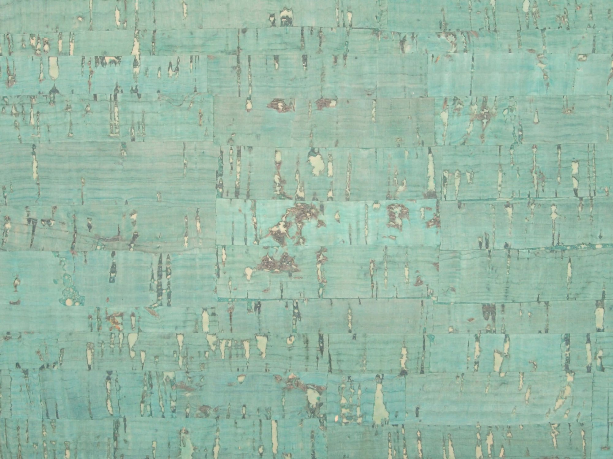 Mint Cork Fabric - Eversewn