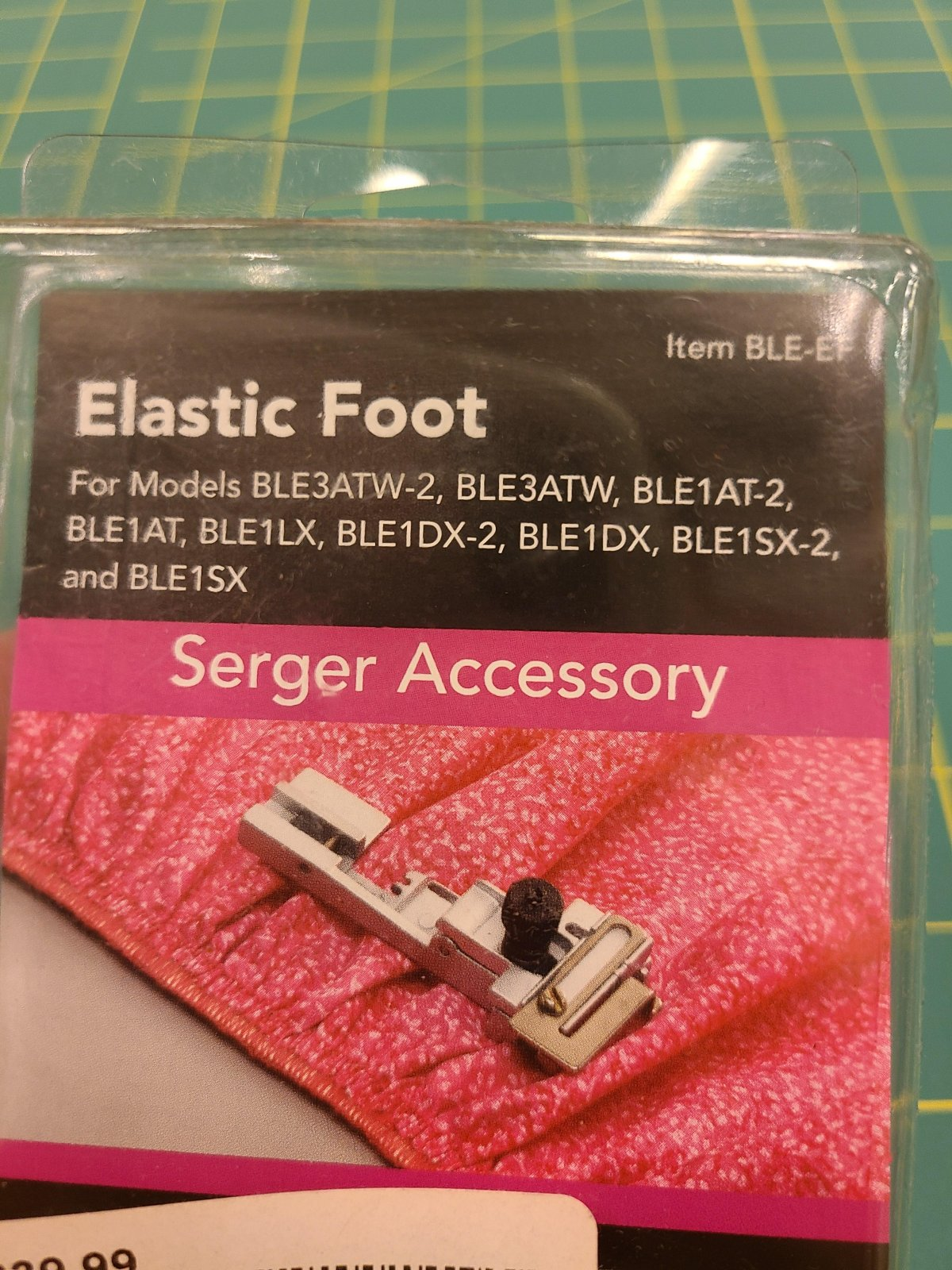 ELASTIC FOOT FOR ECLIPSE