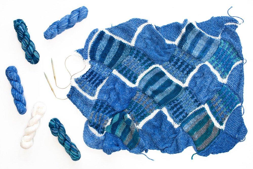 Aegean Blanket Drop Ship Kit