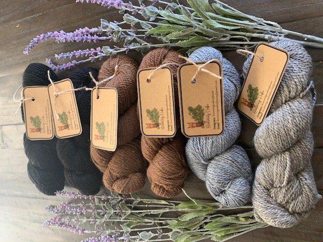 Humming Oaks Alpaca Yarn