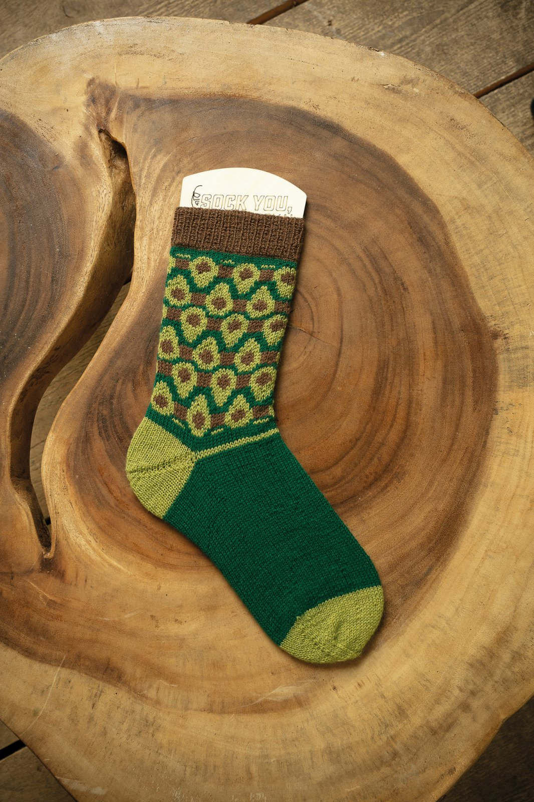 Happily Knitting Socks Drop Ship Kits