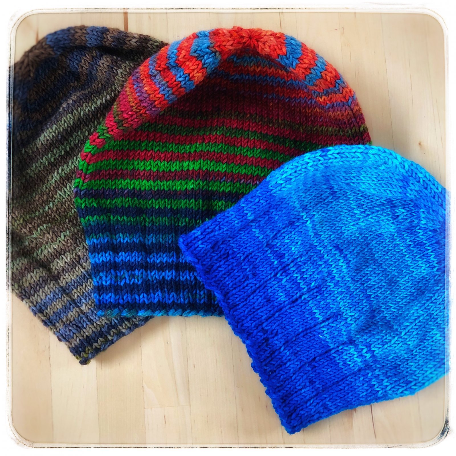 Basic Beanie - Pattern Only
