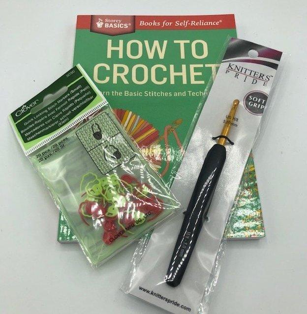 Beginning Crochet Kit