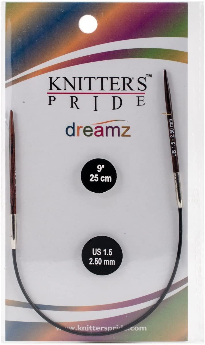 Dreamz circular US 1.5 , 2.5mm