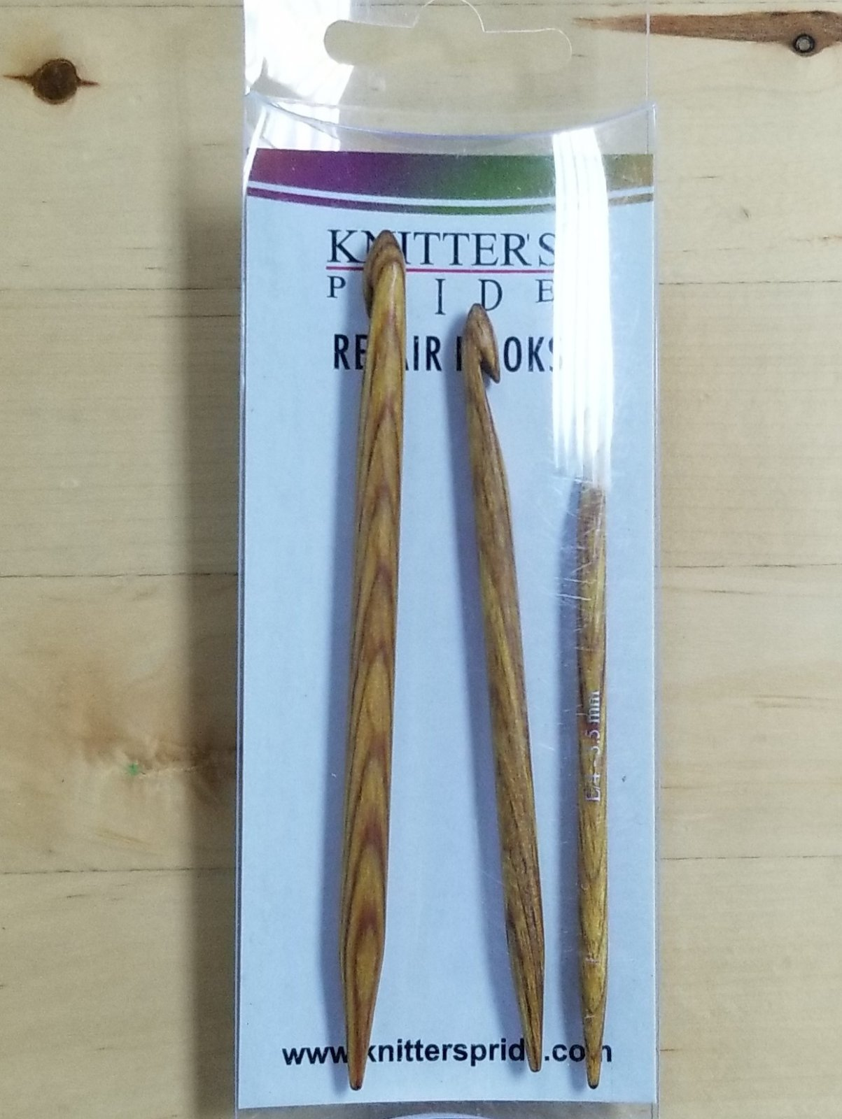 Repair Hooks (Set of 3-wood)
