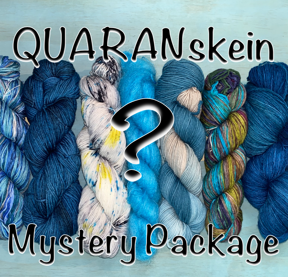 QuaranSkein Mystery Project