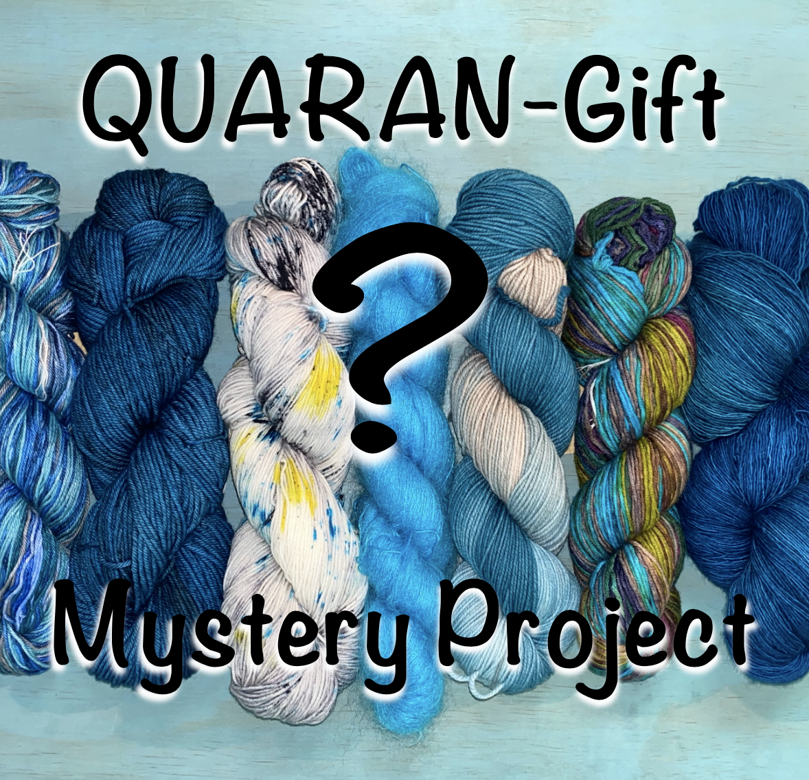 Quaran-Gift Mystery Project