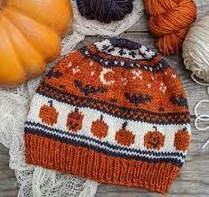 Spooky Halloween Hat Kit